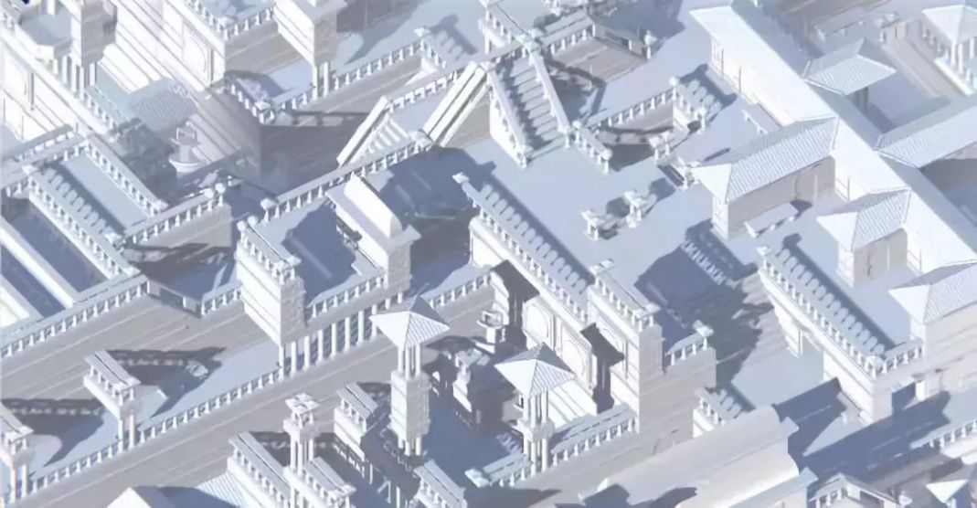 使用WFC算法在Unity中实现无限生成城市