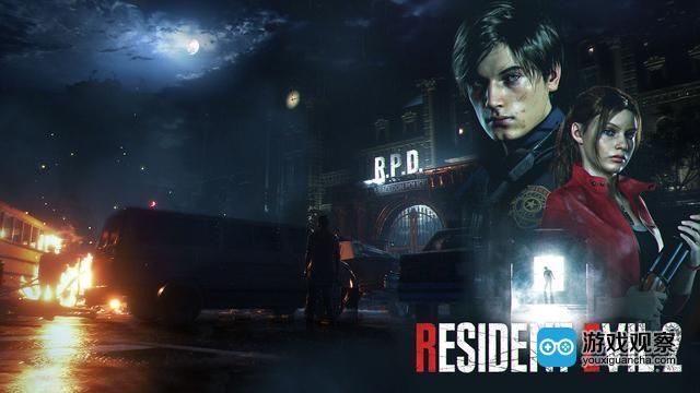 Steam周銷量榜:《生化危機2:重制版》屠榜