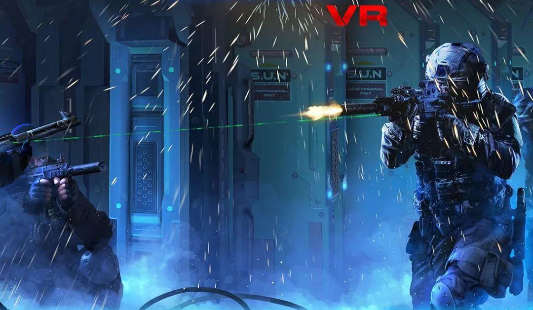 维京互动觉得VR这可以改变原有的游戏体验