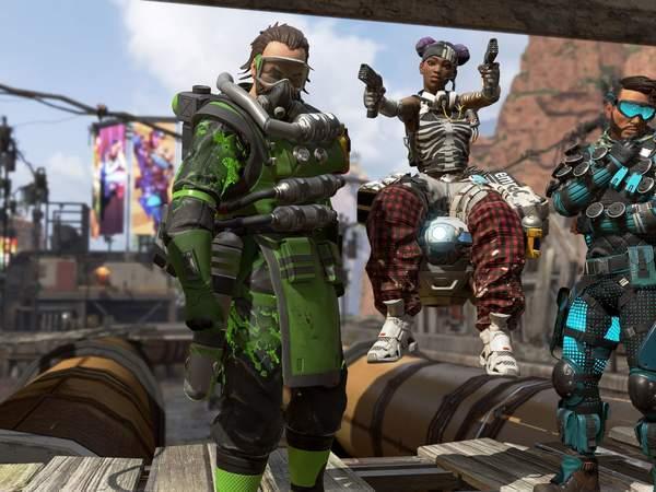 EA称正在考虑《Apex英雄》跨平台的可能性