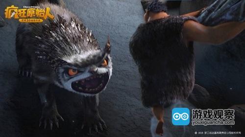 梦工场动画品质监修 打造IMAX级游戏CG