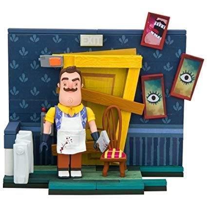 《你好,邻居》推出了图书和玩具等衍生产品