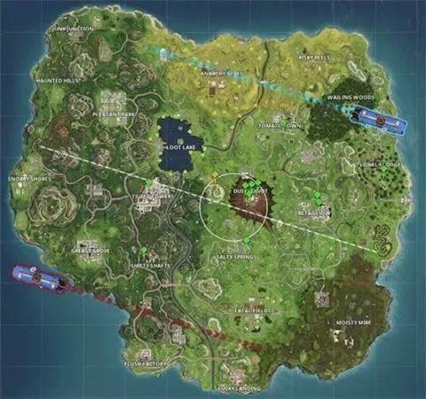 50V50地圖