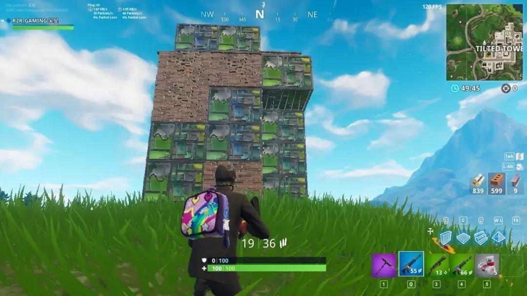 造建筑打僵尸