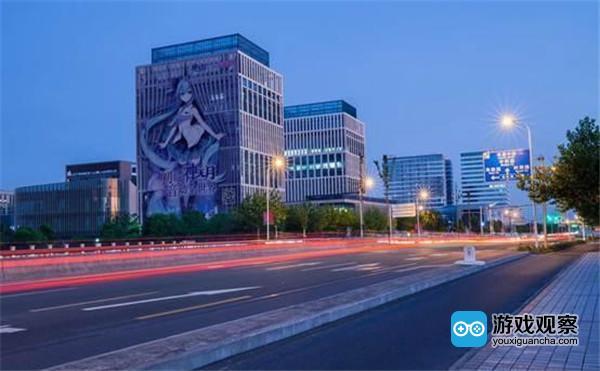 """《神无月》X初音未来 巨幅海报打造""""破壁营销"""""""