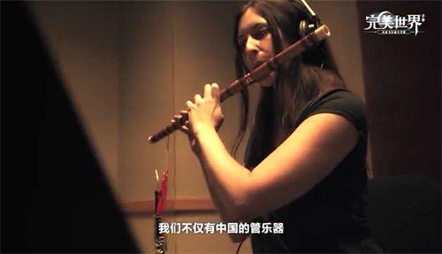 中国的管乐器