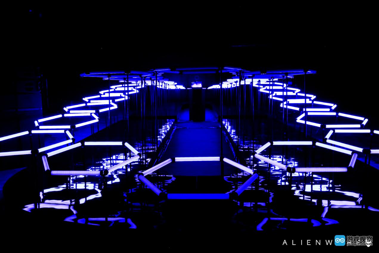 """ALIENWARE : 请倾听""""来自异空间的回响"""""""